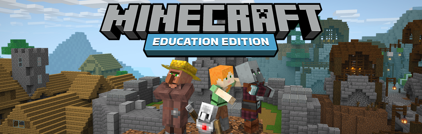 Minecraft: Education Edition Hour of Code: A Tale of Two Villages